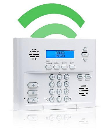 frontpoint home security product features